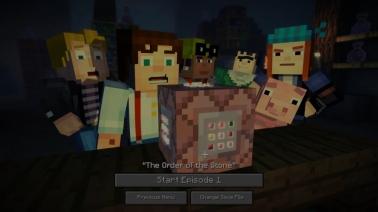Minecraft Chapter 1